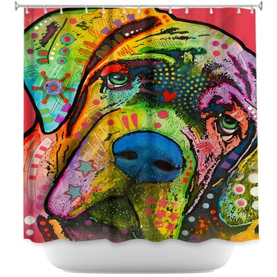 Bull Mastiff I Dog Shower Curtain