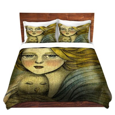 The Guardian Duvet Set Size: Queen