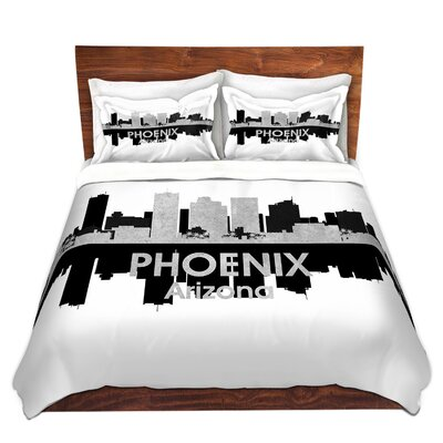Phoenix Arizona Duvet Set Size: King