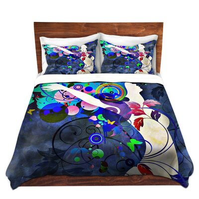 Wondrous Night Duvet Set Size: Queen