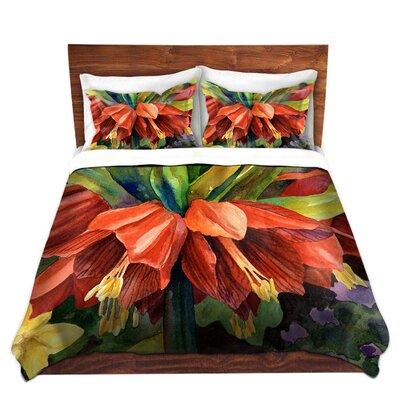 Fritillaria Duvet Set Size: King