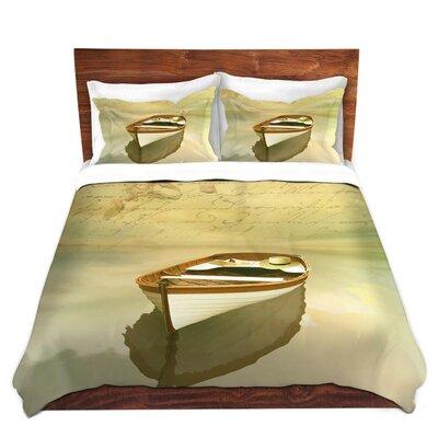 Boat Duvet Set Size: Twin