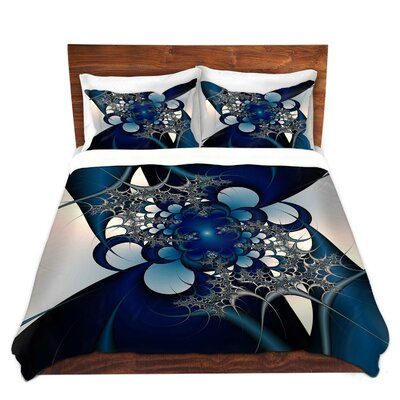 Geometric Duvet Set Size: Twin