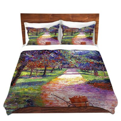 Orchards Duvet Set Size: Queen