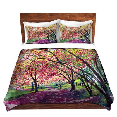 Lazy Afternoon Central Park Duvet Set Size: King