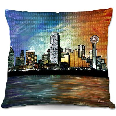 View Throw Pillow Size: 16 H x 16 W x 4 D