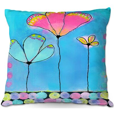Croghan Throw Pillow Size: 22 H x 22 W x 5 D