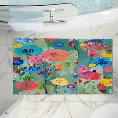 Dreamscape Memory Foam Bath Rug Size: 24 W x 17 L