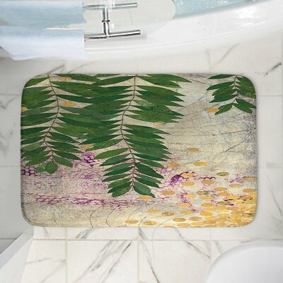 Willow Memory Foam Bath Rug Size: 24 W x 36 L