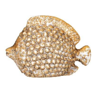 Cozumel Fish Figurine