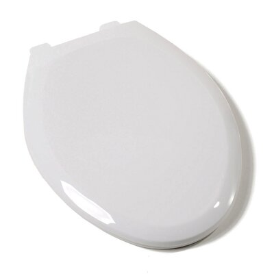 Slow Close Premium Plastic Elongated Toilet Seat