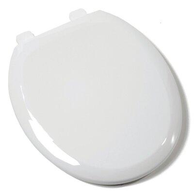 Slow Close Premium Plastic Round Toilet Seat