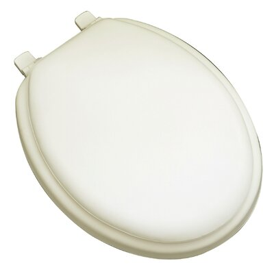 Deluxe Soft Elongated Toilet Seat Finish: Tan