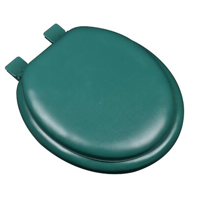 Premium Soft Round Toilet Seat Finish: Forest Green