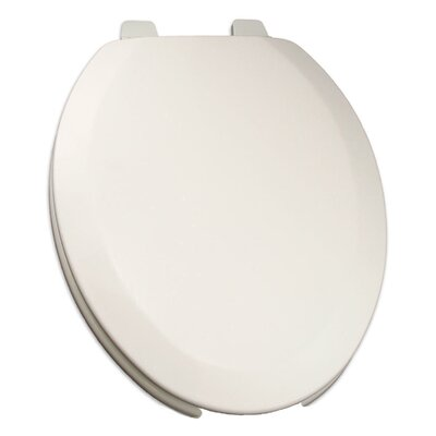 Deluxe Molded Wood Open Front Elongated Toilet Seat