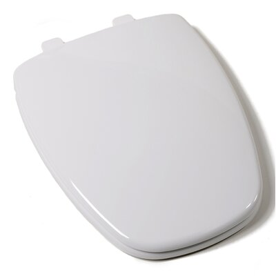 Premium Slow Close Eljer Plastic Elongated Toilet Seat