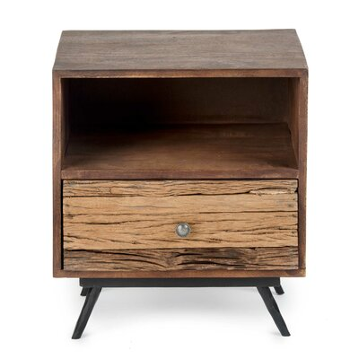 Kota 1 Drawer Nightstand