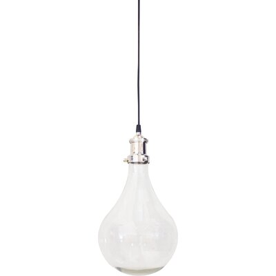 Remi 1-Light Mini Pendant