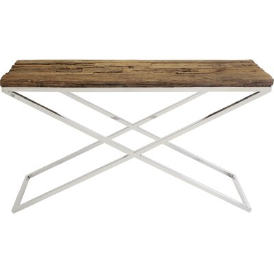 Erode Console Table