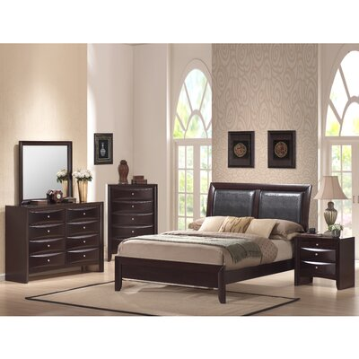 Archer Platform Configurable Bedroom Set