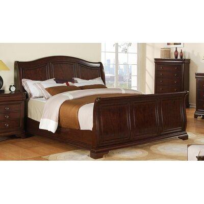 Camden Sleigh Bed