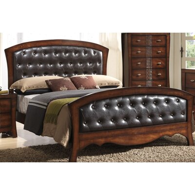 Northlake Upholstered Panel Bed