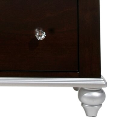 Johnny Jewelry Armoire with Mirror