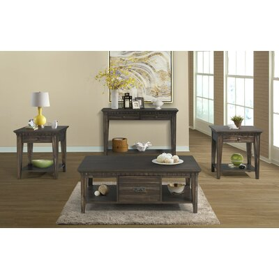 Suzann 3 Piece Coffee Table Set