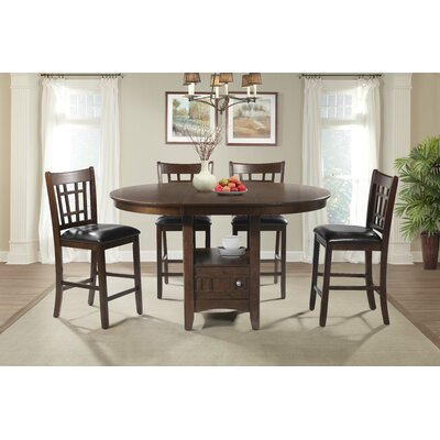 Evergreen 5 Piece Dining Set