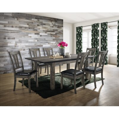 Calliope 7 Piece Dining Set