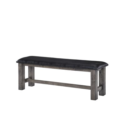 Calliope Faux Leather Bench LNPK8244 39505305