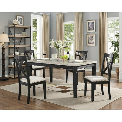Ferron 5 Piece Dining Set
