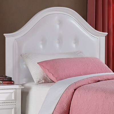 Consuelo Upholstered Panel Headboard Size: Twin