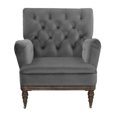 Botsford Armchair Upholstery: Slate