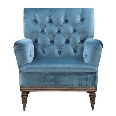 Botsford Armchair Upholstery: Marine Blue