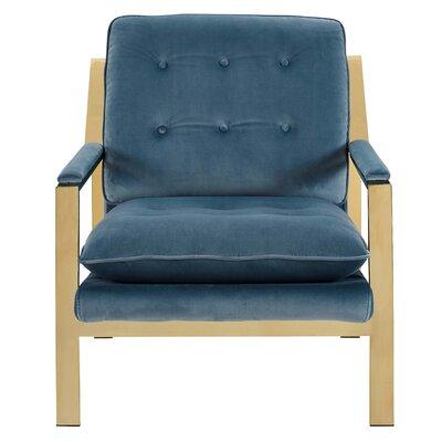 Heanor Armchair Upholstery: Marine Blue