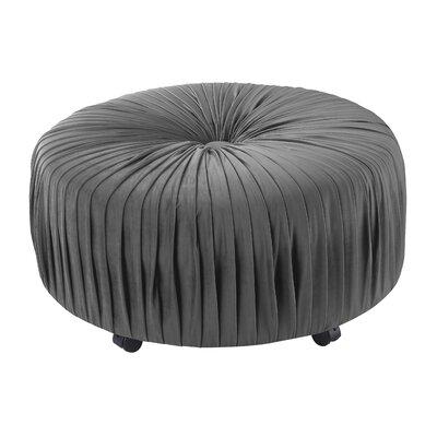 Halina Ottoman Upholstery: Slate