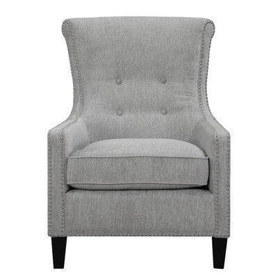 Norton Armchair Upholstery: Mercury