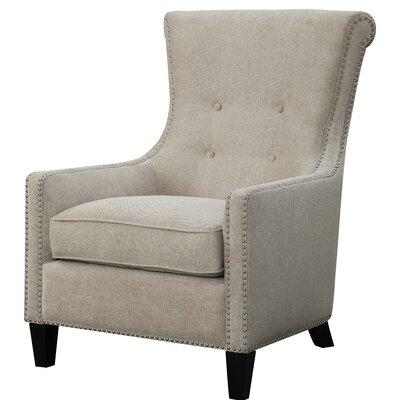 Norton Armchair Upholstery: Sand