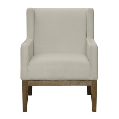 Lake Macquarie Wingback Chair Upholstery: Snow
