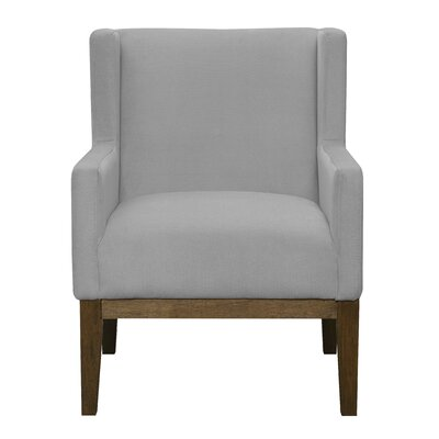 Mcfarland Wingback Chair Upholstery: Pumice