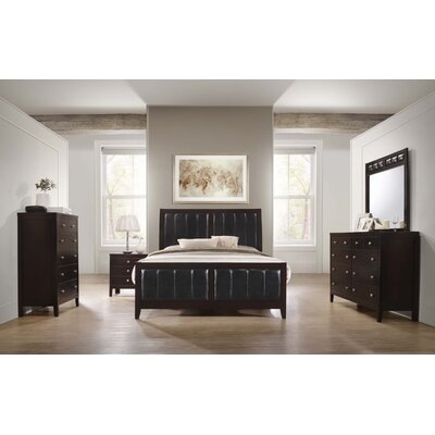 Conrad Upholstered Customizable Bedroom Set