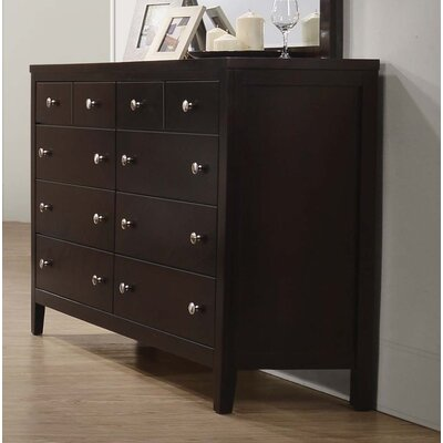 Conrad 8 Drawer Double Dresser