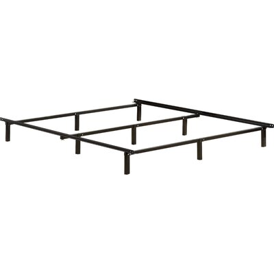Wayfair Basics Metal Bed Frame Size: King
