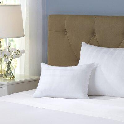 Wayfair Basics Gel Fiber Travel Pillow (Set of 2)