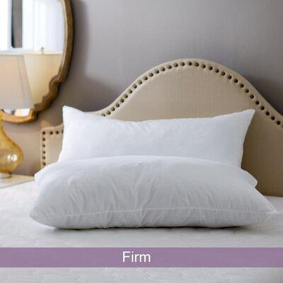 Wayfair Basics Firm Pillow Size: King