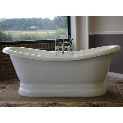 Empress 68 x 30 Bathtub