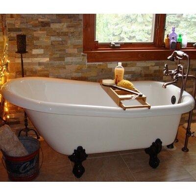 Imperial 66 x 30 Bathtub Color: Oil Rubbed Bronze