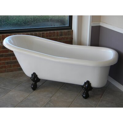 Imperial 66 x 30 Bathtub Color: Oil Rubbed Bronze