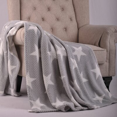 Claude Flannel Travel Throw